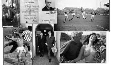 Danmark var et af allersidste lande til at indføre professionel fodbold. Sporten skulle være ren, var ideen. De spillere, der tog til udlandet som professionelle, blev kaldt asociale og sat af landsholdet. Det resulterede i et lavt niveau og ringe tilskuerinteresse herhjemme. Ny bog beskriver tiden op til professionaliseringen i 1978 – med udgangspunkt i de odenseanske klubber: de blå, de røde og de stribede