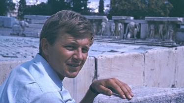 Som ung flyttede Ole Blomsterberg fra et kollektiv i København til Thy og var i 23 år leder af kulturhuset Plantagehuset i Thisted. Han gik op i natur, økologi, kunst, litteratur og musik