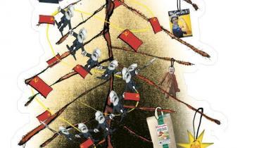 Kapitalisme, kristendom, konventioner og overforbrug – julen rummer alt det, venstrefløjens samfundskritik er rettet mod. Og historisk er der gjort mange forsøg at udvikle en antijul eller en alternativ jul. Men træet, festen, samværet og gaverne lader sig ikke sådan lige skifte ud. Hver gang en ny generation af kritiske fornyere gør forsøget, bliver de sat på plads – af deres egne børn