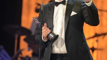 Thomas Vinterberg (billedet) og Tobias Lindholm fik en European Film Award for manuskriptet til 'Jagten'.