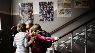 Eleverne på Guldberg Skole på Nørrebro har med skolereformen udsigt til længere skoledage, og det bliver modtaget positivt af skolelederen Uwe Herter, som samtidig understreger, at det er vigtigt, at lærerne fortsat er godt forberedt til timerne.