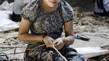 Vestlige virksomheder flytter til Myanmar, som har brug for, at udlandet investerer i landets infrastruktur.