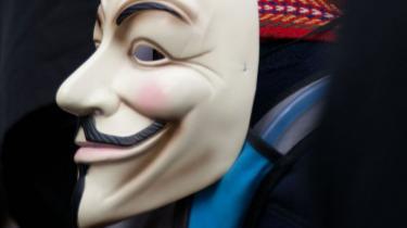 Anonymous er kendt for at være en uformelig og uforudsigelig politisk bevægelse, hvis motiver er svære at gennemskue. Information har talt med antropologen Gabriella Coleman, som er den, der har været tættest på bevægelsen