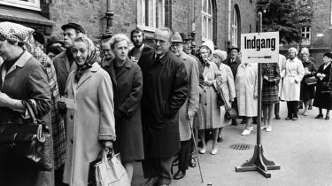 I år er det fyrre år siden, der var folkeafstemning om Danmarks tiltrædelse til EF. Skal Danmark tiltræde en EU-bankunion, mener både Dansk Folkeparti og Enhedslisten, at danskerne igen skal til stemmeurnerne.