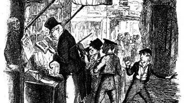 Døden fylder meget i Charles Dickens klassiker 'Oliver Twist' – langt mere end hovedpersonen, dette farveløse englebarn. Og så er den nye oversættelse meget fri
