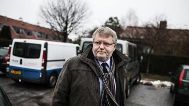 Erling Andersen, direktør i SKAT København, efterlod tvivl om, hvorvidt hans mistanke om magtmisbrug er velbegrundet.