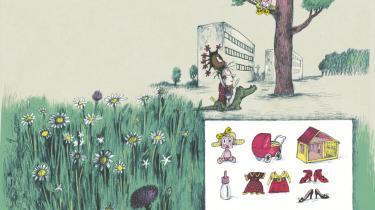 Med Kim Fupz Aakeson, Rasmus Bregnhøi, Louis Jensen og Lillian Brøgger er vi oppe i toppen af superligaen inden for dansk børnelitteratur