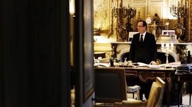 François Hollandes forslag om en marginalskat på 75 pct. for Frankrigs millionærer var måske udslagsgivende, da socialisten vandt præsidentvalget. Men siden har valgløftet ikke givet den franske præsident andet end problemer
