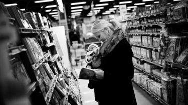 Mads Hvitved Grand tror ikke,  at det er supermarkederne, der udkonkurrerer den fysiske boghandel