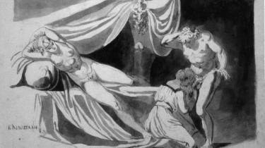 Romerske elegier og Venetianske epigrammer er litteraturhistorisk set nye gennembrud af erotisk poesi.   Illustration fra bogen