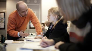 Den danske folkeskole bør adoptere gode ideer  og erfaringer fra skoler i andre nordiske lande, mener dagens kronikører, blandt andet den finske folkeskole som skiller sig ud ved at opnå gode resultater, når elevernes læse-, natur/teknik- og matematikfærdigheder testes. På billedet ses en skoleklasse fra Helsinki, Finland.