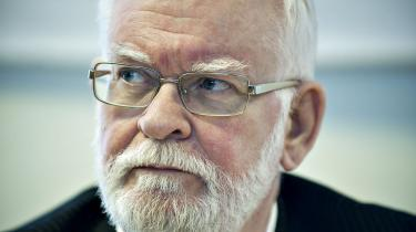 Lars Hedegaard. Foto: Scanpix