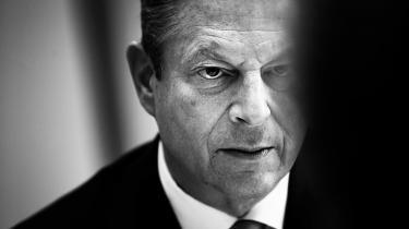 Tillid. Al Gore synes at have tillid til, at historien vil fortsætte ad de spor, den franske revolution og den amerikanske uafhægighed stak ud. Kineserne kan meget vel læse historien på en anden måde.