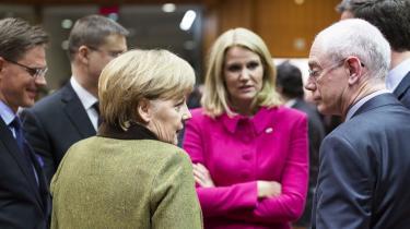 Forhandlingerne om EU's nye budget faldt på plads i går i Bruxelles. Resultatet er ifølge klimakommissær Connie Hedegaard godt nyt for den europæiske klimapolitik. Det er et stort skridt i vores indsats for at håndtere klimakrisen, lyder det fra Hedegaard
