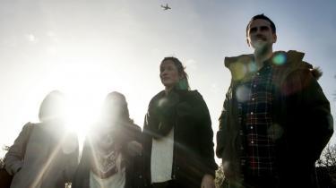 Studiekammeraterne Sofía Vieira, Raquel Vazquez Santos, Roberto Cacabelos Bote, Tamara Guerrero Feijóo og Raquel Vazquez Santos har forladt Spanien for at prøve lykken i London.