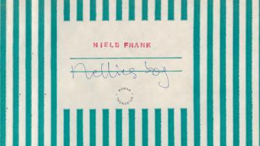 Trods sin viltre og gakkede udtryksform holder Niels Franks første roman til at blive taget mildt alvorligt