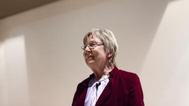 Marianne Jelved står næppe alene med sin demokratikritik. Og flere burde nok lytte til den.