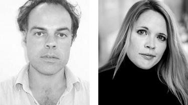 Interview med Per Juul Carlsen og Louise Kidde Sauntved