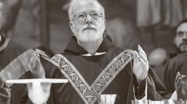 Ærkebiskoppen i Boston, Seán O'Malley, er, blandt andet på grund af sin næsten eksemplariske håndtering pædofi liskandaler, en attraktiv kandidat for de 115 kardinaler i konklavet. Foto: Reuters/Scanpix