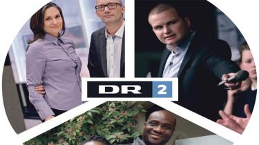 DR2 har meldt sig ind i kampen om dagens første tv-seere. For de flestes vedkommende er der nok snarere tale om tv-lyttere