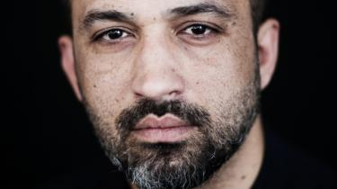 Savas Karakaplan, tilknyttet tænketanken 21st Century Turkey Institution. Flygtede fra Irak på grund af krigen mod Iran. Foto: Tine Sletting
