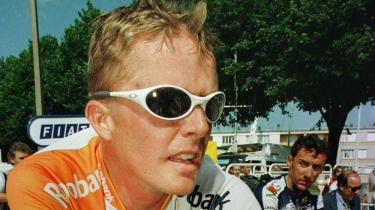 Cykelrytteren Rolf Sørensen indrømmer, at han har brugt epo og kortison i sin aktive karriere i 1990'erne