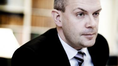 Bjarne Corydon (S) er ifølge Ritt Bjerregaard historieløs, når han ikke opfatter Socialdemokraterne som et venstrefløjsparti.