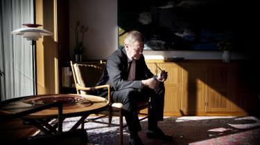 Vi må vænne os til lavere vækstrater, siger Lars Rohde, ny direktør for Danmarks Nationalbank. Han ved ikke, hvor den ny vækst skal komme fra, men den skal nok komme, mener han