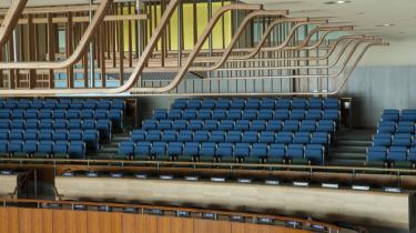 Det har været et stort arbejde for møbeldesigner Kasper Salto og arkitekt Thomas Sigsgaard at arbejde med restaureringen af Finn Juhl-salen i FN-bygningen i New York. Der var mange hensyn at tage, også politiske.