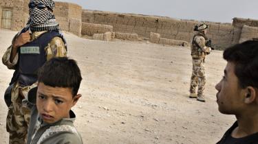 De otte afghanske tolke, fra Helmand-provinsen er ikke længere under dansk beskyttelse. Forsvaret vil nu skabe klarhed over situationen for tolkene.