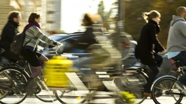 Cyklen er midlet til at skabe den bæredygtige og konkurrencedygtige by, derfor bør al trafikplanlægning tage udgangspunkt i, hvordan vi kan maksimere brugen af dette transportmiddel.