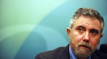 Paul Krugmans indsigelse mod den udbredte konsensus om besparelser og nedskæringer er hverken social eller ideologisk, men strategien virker ikke. De pågældende økonomier viser ingen tegn på bedring, forklarer han. Foto: Mike Clarke