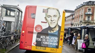 Tænk, det er mindre end to år siden, at en politiker ved navn Villy lovede 40 procent billigere tog- og buskort.