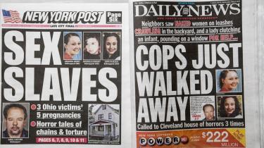 Hvorfor skal vi kende alle de obskøne detaljer i historier som den om tre kvinder fra Cleveland, der havde været kidnappet og indespærret i ti år? Historierne minder om fiktionen, de passer ind i de symbolske former, vi allerede oplever verden igennem, foreslår forsker
