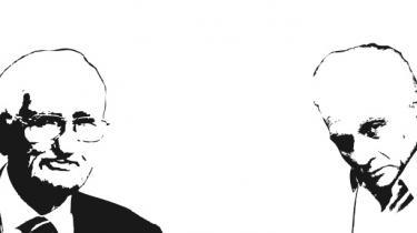 Historien om, hvordan Jürgen Habermas og Jacques Derrida til sidst blev gode venner, er et af de bevægende momenter i Benoît Peeters biografi, der roses for at gå tæt på privatmennesket Derrida
