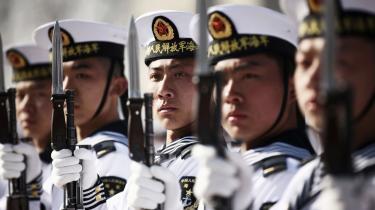 Selv om Kina i dag har verdens næststørste hær og har oprustet markant de senere år, har verden ikke umiddelbart noget at frygte: Kina har næppe ambitioner om at fremme en kinesisk verdensorden.