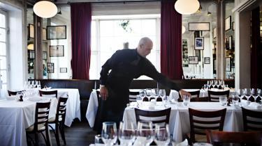 Profil. Restauranten på Skovshoved Hotel har har i mange år holdt den gastronomiske fane på Strandvejen højt og er sågar blevet fast inventar i den del af Michelinguiden, som omfatter den hædrende omtale uden stjerner. Foto Kristine Kiilerich