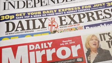 De britiske medier skal have et nyt pressenævn i kølvandet på Murdoch-skandalen.