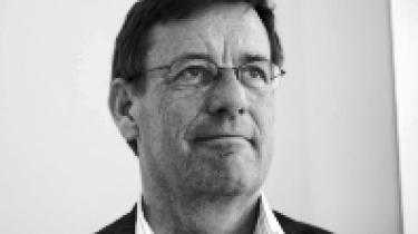 Karsten Ohrt, direktør, Statens Museum for Kunst