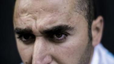 28-årige Mouhammad-Bashir al-Okla har fået afslag på asyl tre gange. Han kan ikke vende tilbage til Syrien og bor i dag på Center Avnstrup. Foto: Michael Bothager