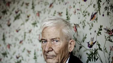 Per Olov Enquist. Foto: Mads Nissen