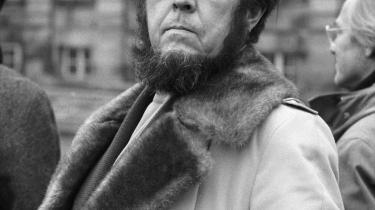 I 1974 blev den sovjetiske systemkritiker Solsjenitsyn landsforvist. Samme år besøgte han København.