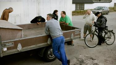 Thorupstrand fiskerlaug anvender skånsomme fangstmetoder med snurrevod og sættergarn. Metoden er dyrere og giver samlet set et mindre udbytte, men efterlader havbundens biologiske systemer intakte. Foto: Tor Birk Trads
