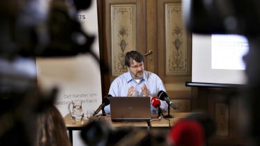 I snit kan der effektiviseres for omkring 10 pct. i det offentlige, fortalte Produktivitetskommissionens formand, Peter Birch Sørensen, i går, da han præsenterede kommissionens rapport.
