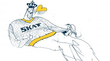 Tegning: Ib Kjeldsmark
