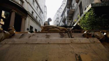 Begrundelsen for at afsætte Mohammed Mursi som præsident var hans totalitære tendenser – de tendenser forstærkes nu af en ny forfatning dikteret af militæret