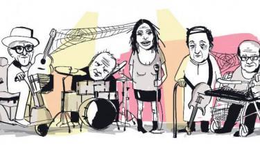 Oldies, but ... goodies? En generation af musikere nær pensionsalderen udsender nye album. Med varierende succes. Foto: Katrine Bælum