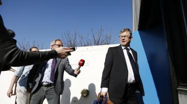 Tidligere departementschef i Integrationsministeriet Claes Nilas skal igen afhøres af Statsløsekommissionen.