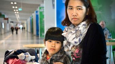 Venstres Inger Støjberg mener, at syvårige Im røg i et hul i loven, da hun og hendes mor mistede deres opholdstilladelse. Onsdag aften i sidste uge holdt politikerne under stor medieopmærksomhed hastemøde for at lukke et hul, der ikke findes