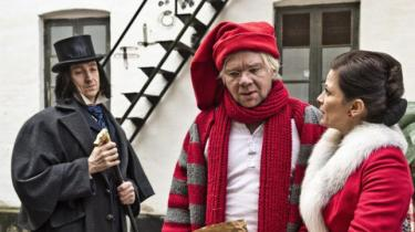 TV 2 har bagt årets familiejulekalender på en gammel surdej